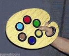 MAGIC PAINTING PALETTE